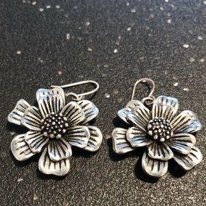 Genuine Lucky Brand earrings